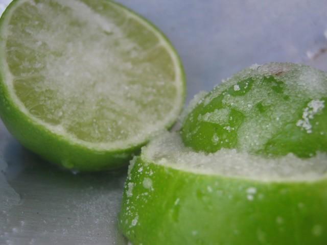 Limon rallado